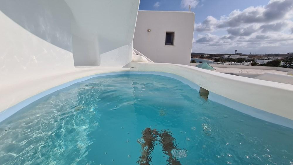 In piscina privata