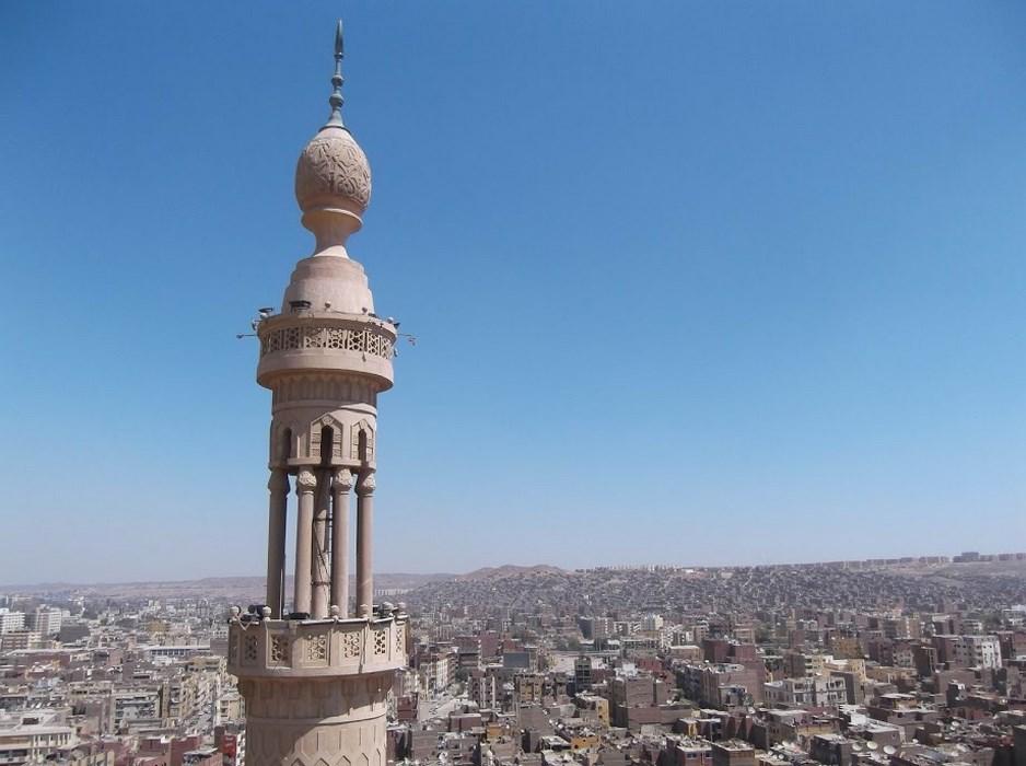 Minaret Aswan