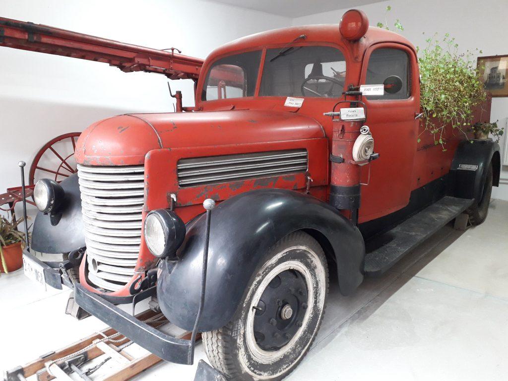 Muzeul Pompierilor Jimbolia
