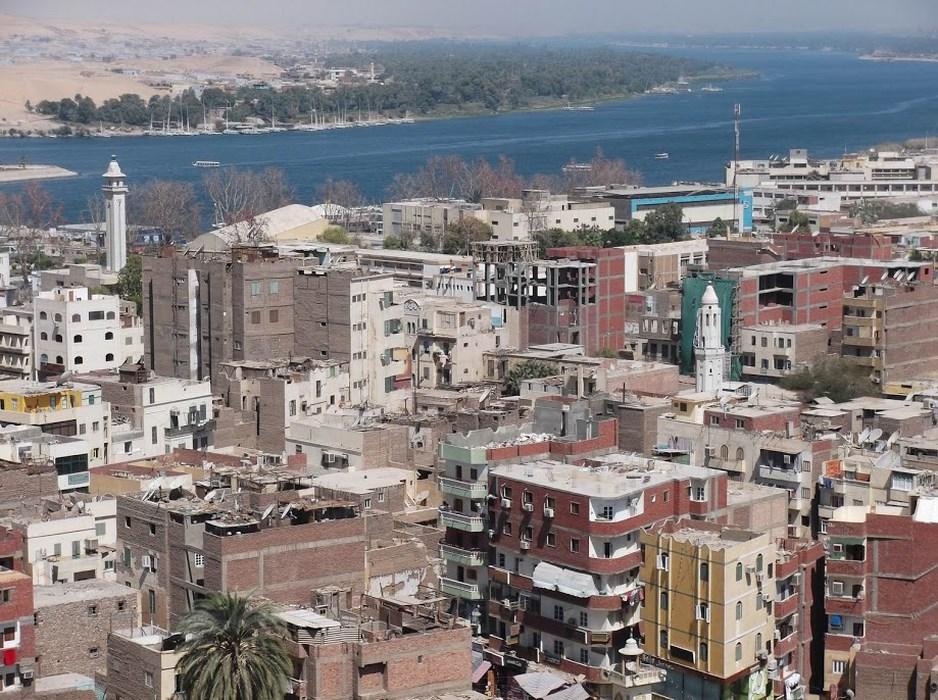 Panorama Aswan