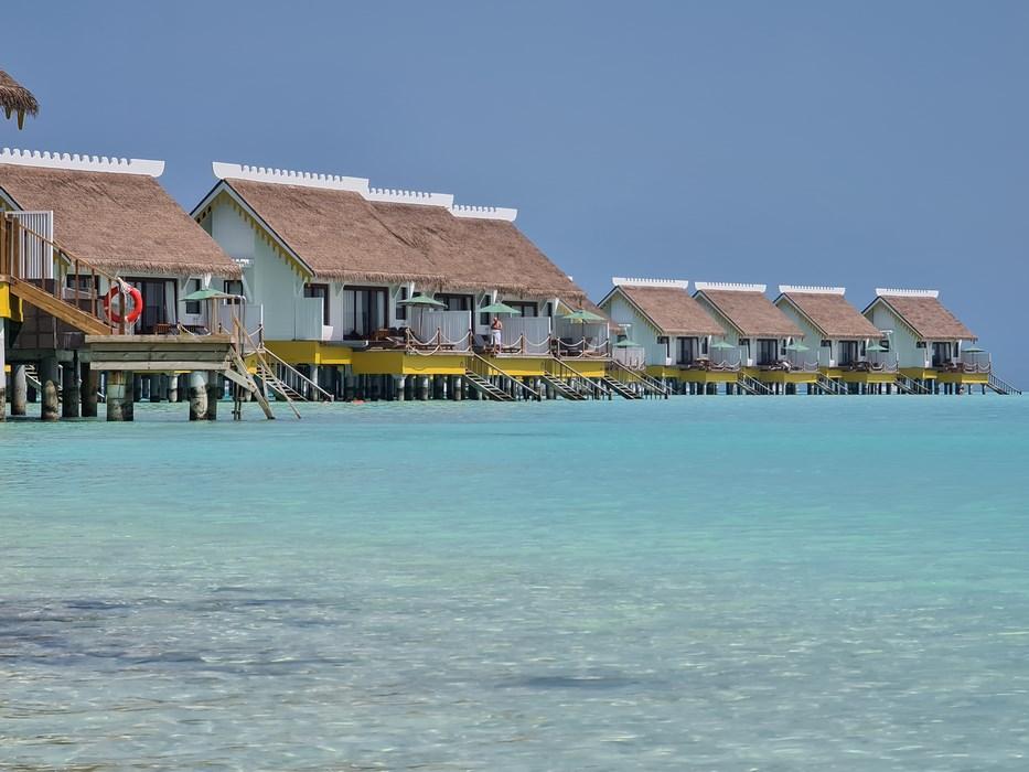 Water villas Saii Lagoon