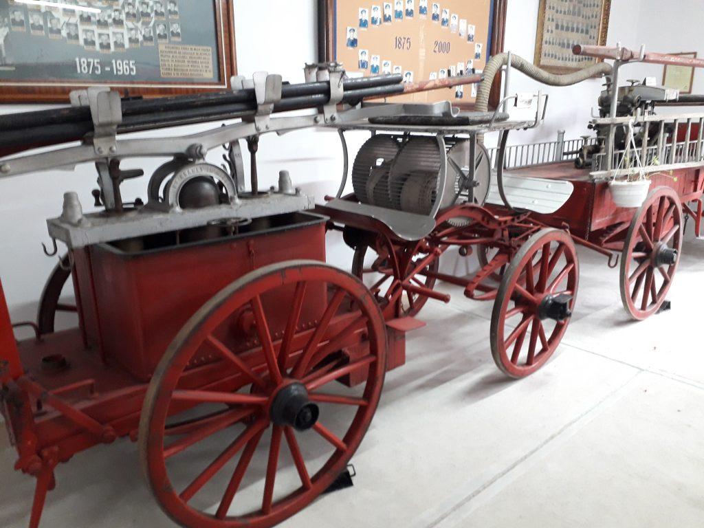 Muzeul Pompierilor Jimbolia Timis