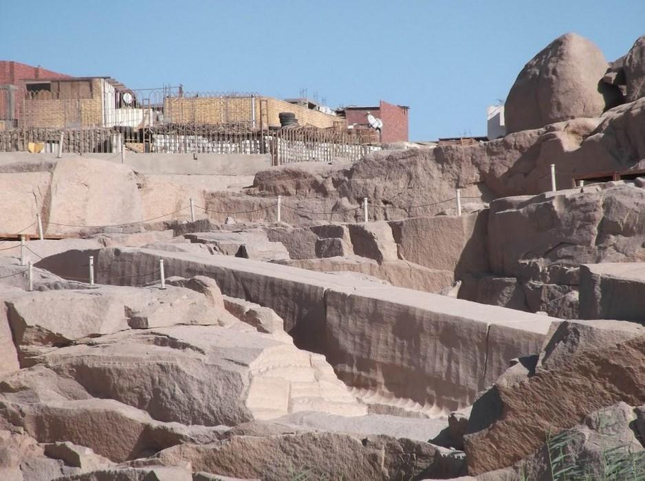 Obeliscul neterminat Aswan