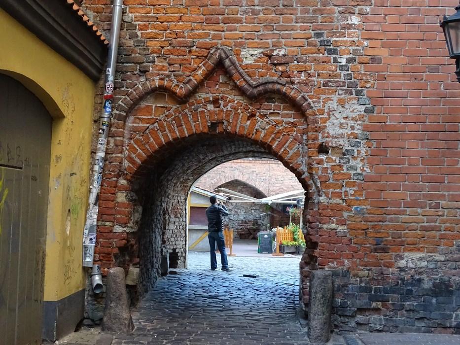 Riga orasul vechi