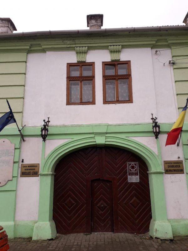 Casa memoriala Lenau Lenauheim