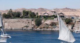 Feluca Aswan
