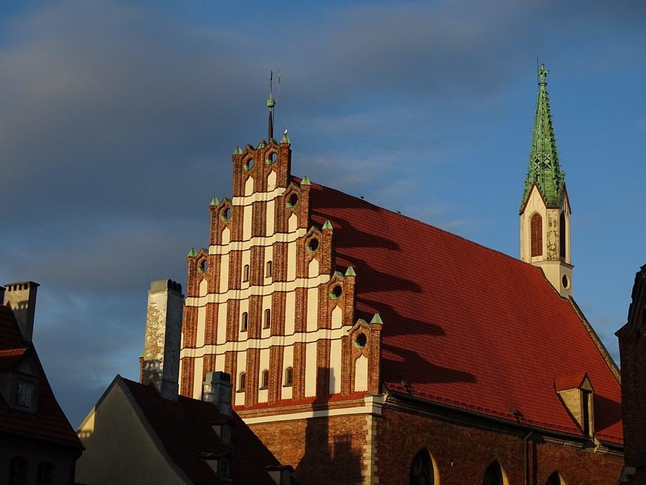 Biserica Riga Tarile Baltice