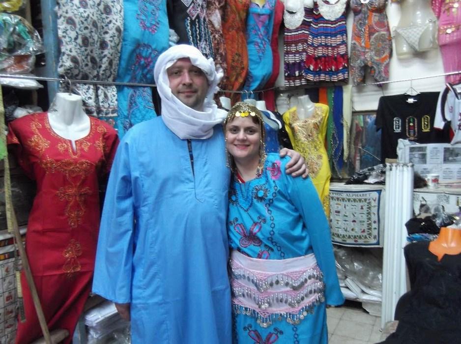 Haine traditionale egiptene