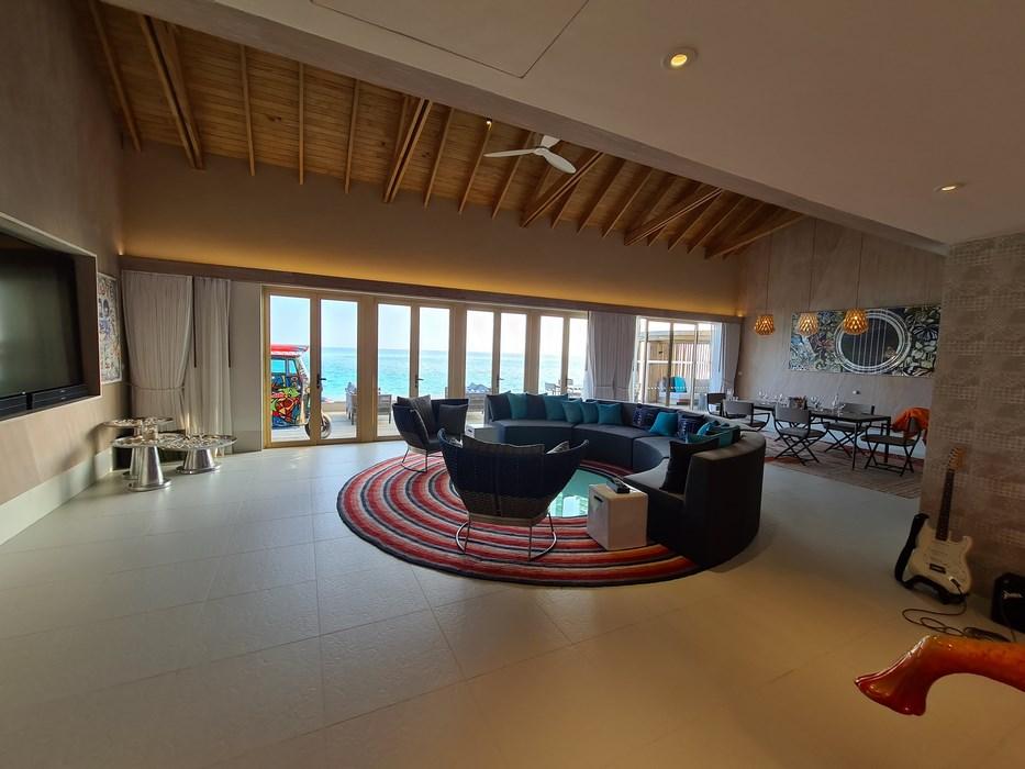 Rock Star Suite Hard Rock Hotel Maldives