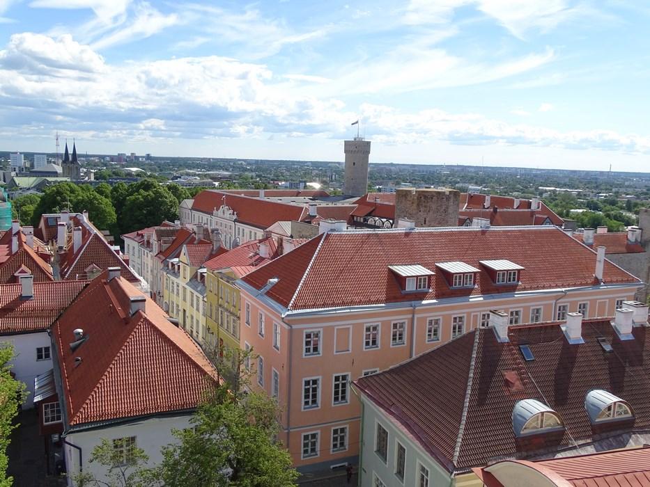 Tallinn orasul vechi