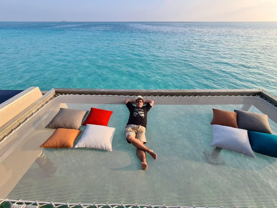 Rock Star Suite Hard Rock Hotel Maldives Hamac