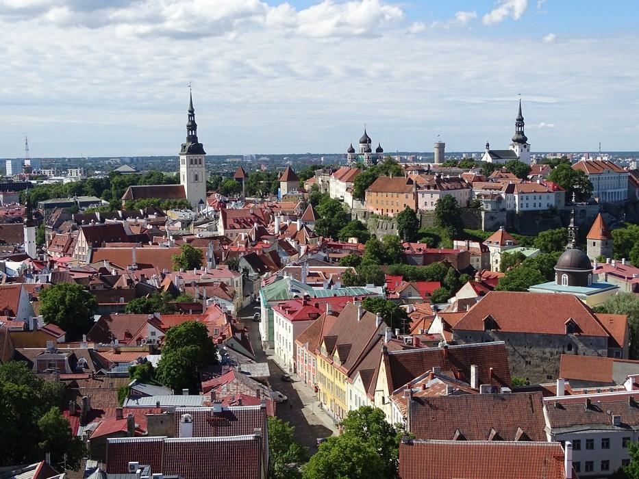 Tallinn Estonia Tarile Baltice