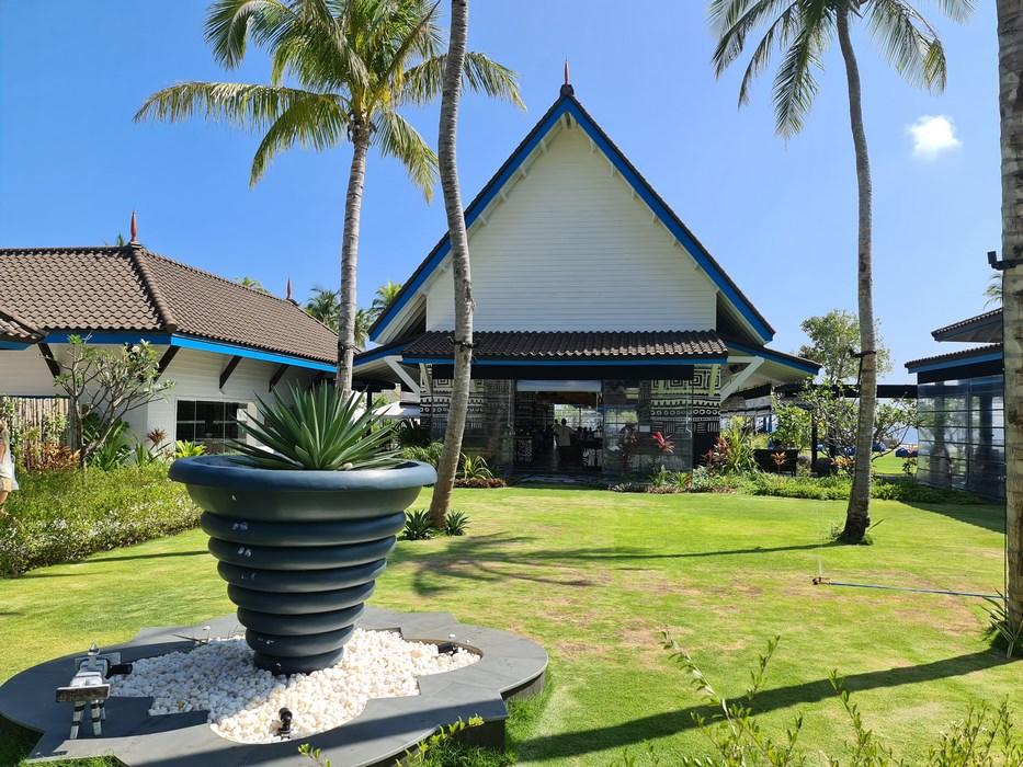 Restaurant Saii Lagoon