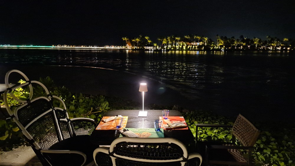 Cina Saii Lagoon si Hard Rock Hotel