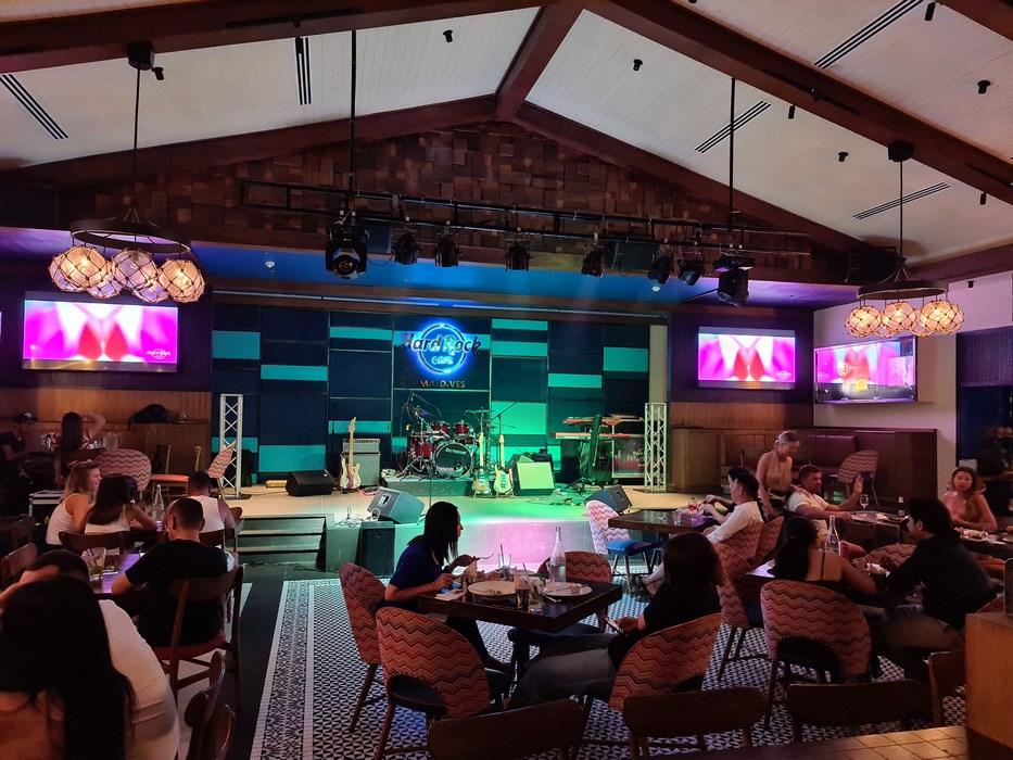 Hard Rock Cafe Maldives