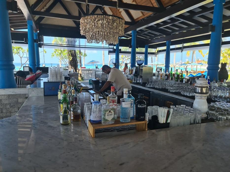 Beach bar Saii Lagoon