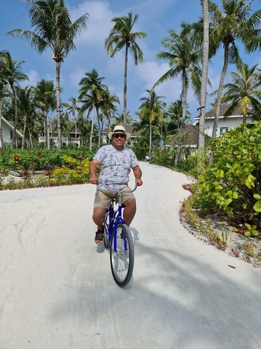 Bicicleta Saii Lagoon Maldive