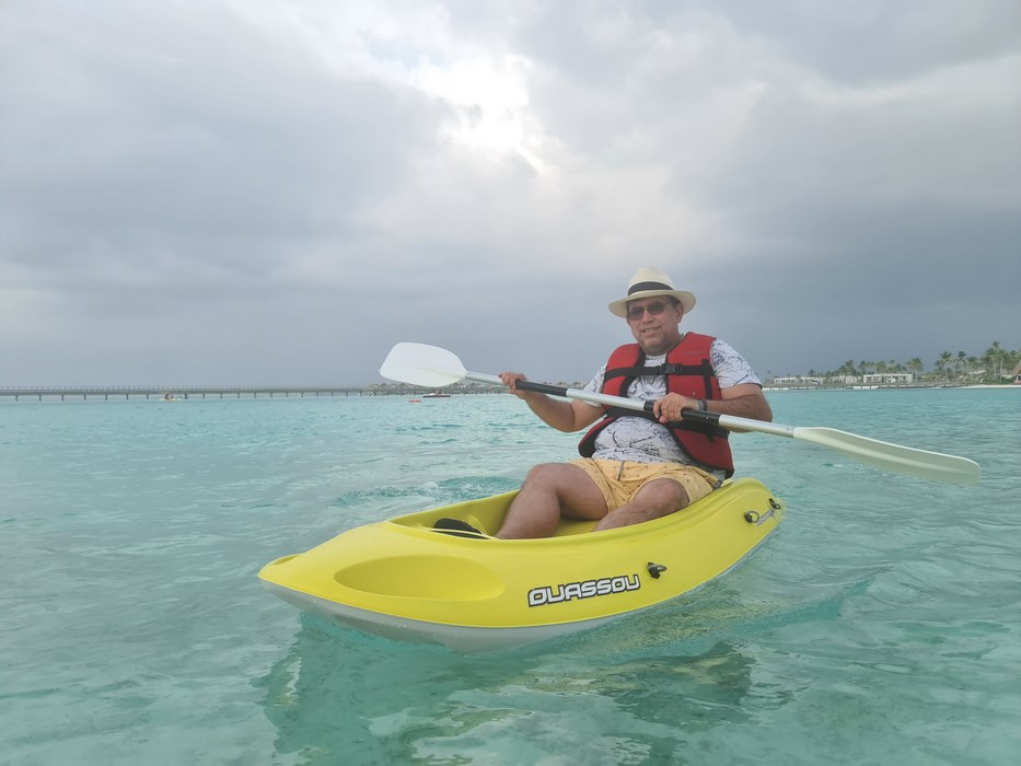 Caiac Maldive