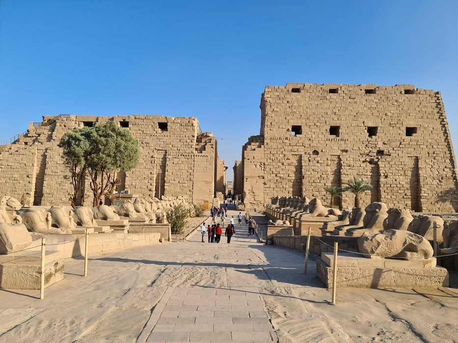Templul Karnak