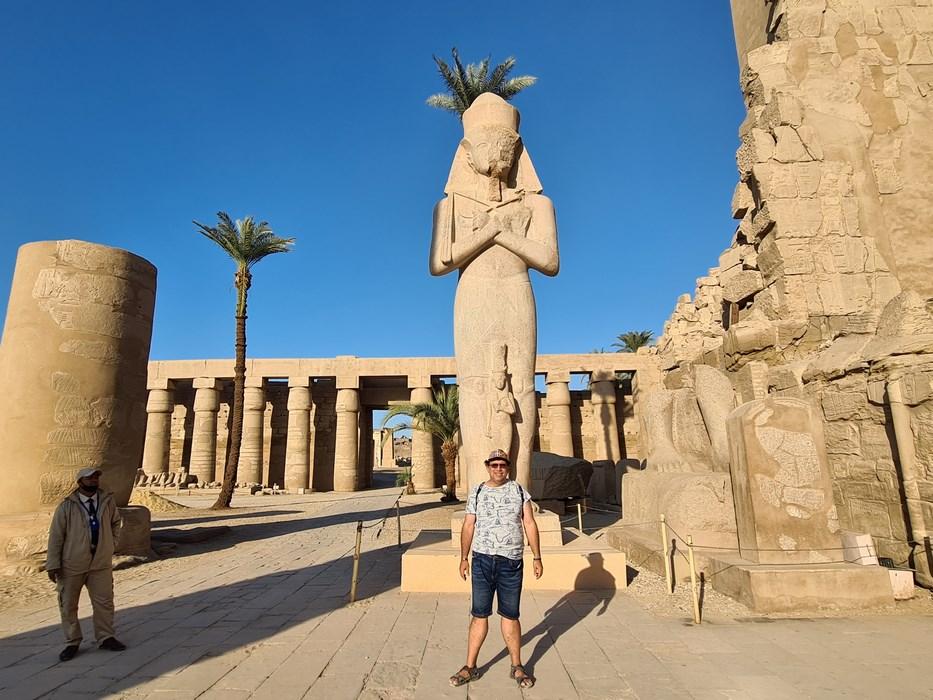 Statuie Karnak