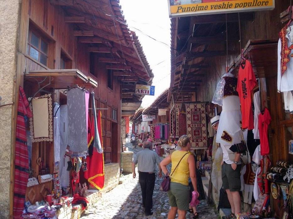 Bazar Kruje