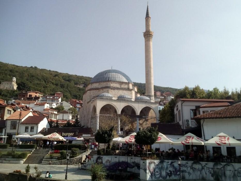 Moscheea Sinan Pasa Prizren Kosovo