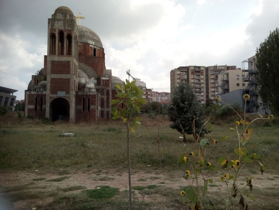 Biserica ortodoxa Pristina