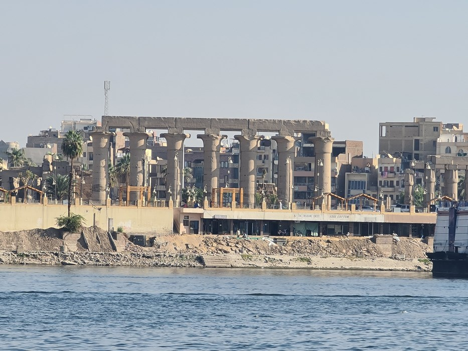 Templul Luxor la Nil