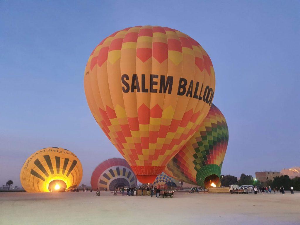 Balon Luxor