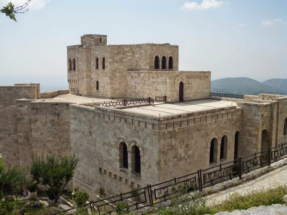 Cetatea Kruje