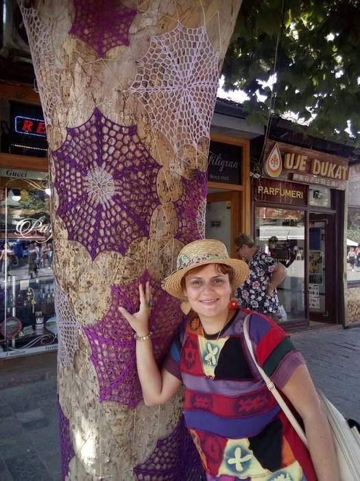 Pom cu dantela Prizren Kosovo