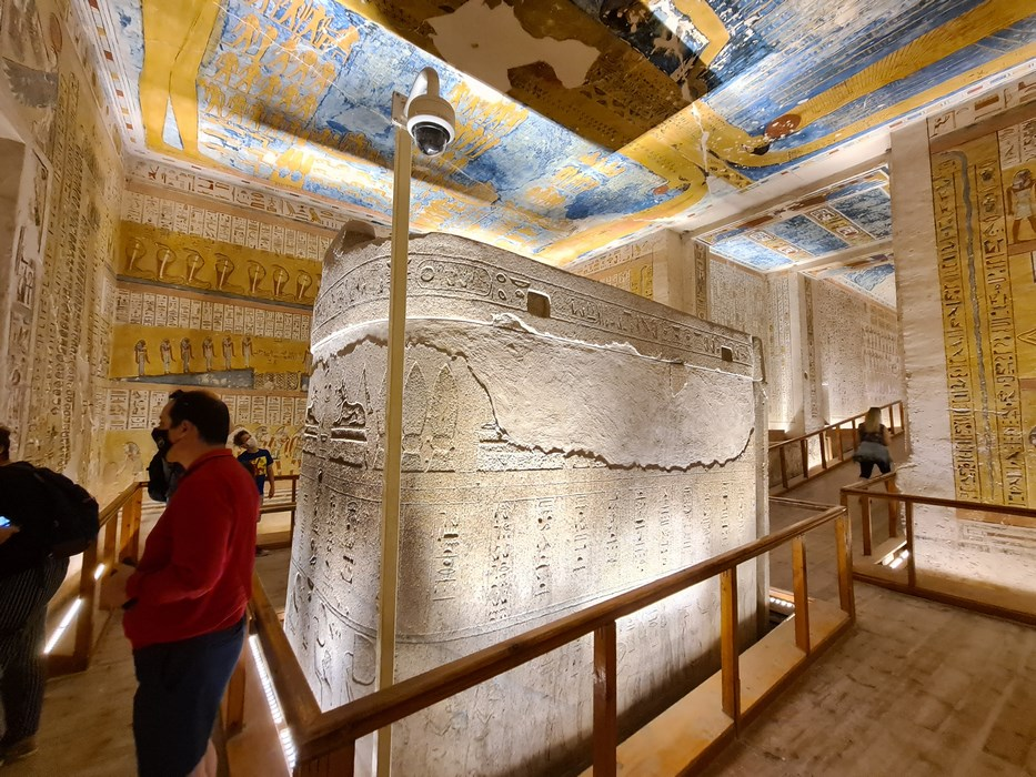 Mormant Ramses IV