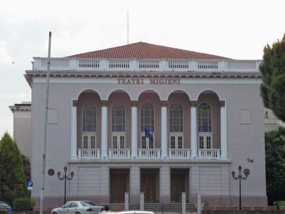 Shkoeder Teatrul national