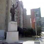 Statuie Bill Clinton Kosovo