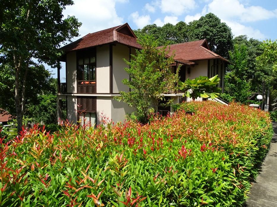 Vila hotel Thailanda