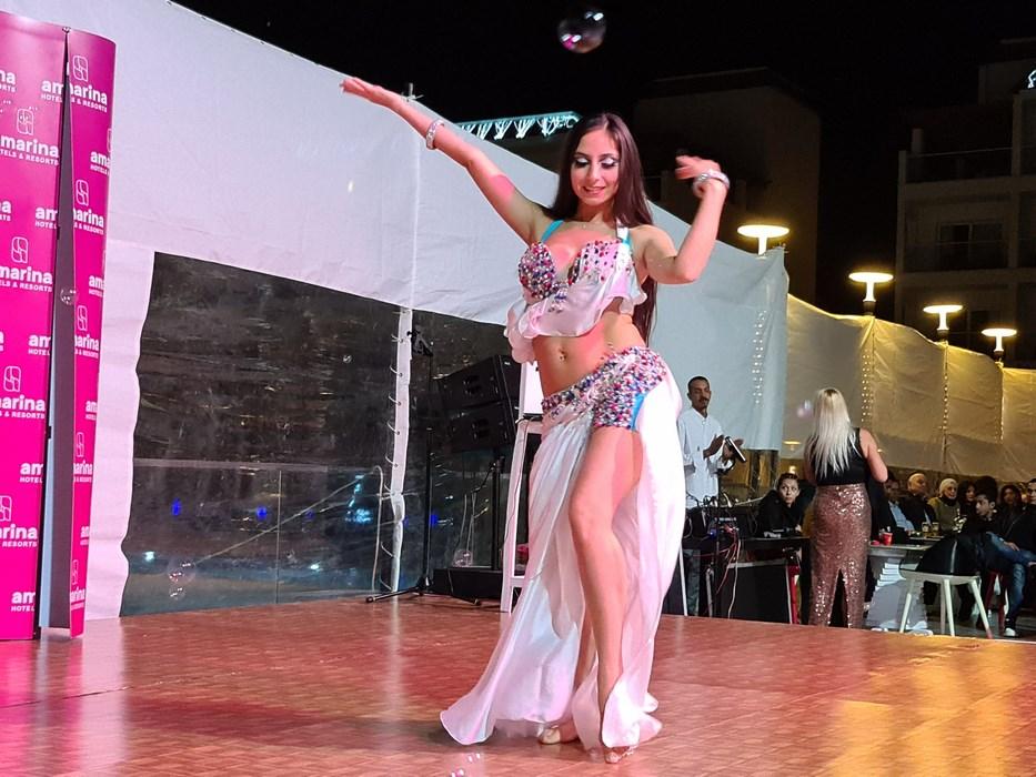 Dansatoare din buric Egipt