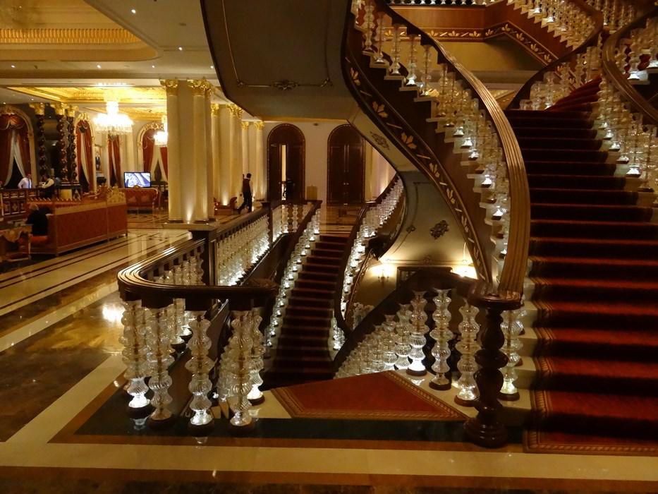 Interior Mardan Palace