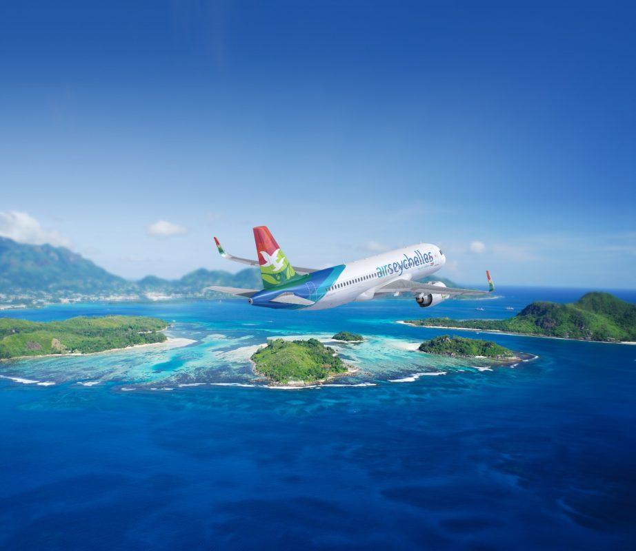 Air Seychelles in Seychelles