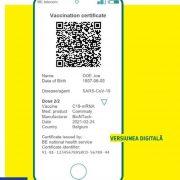 Certificat verde european