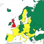 Harta martie lista galbena