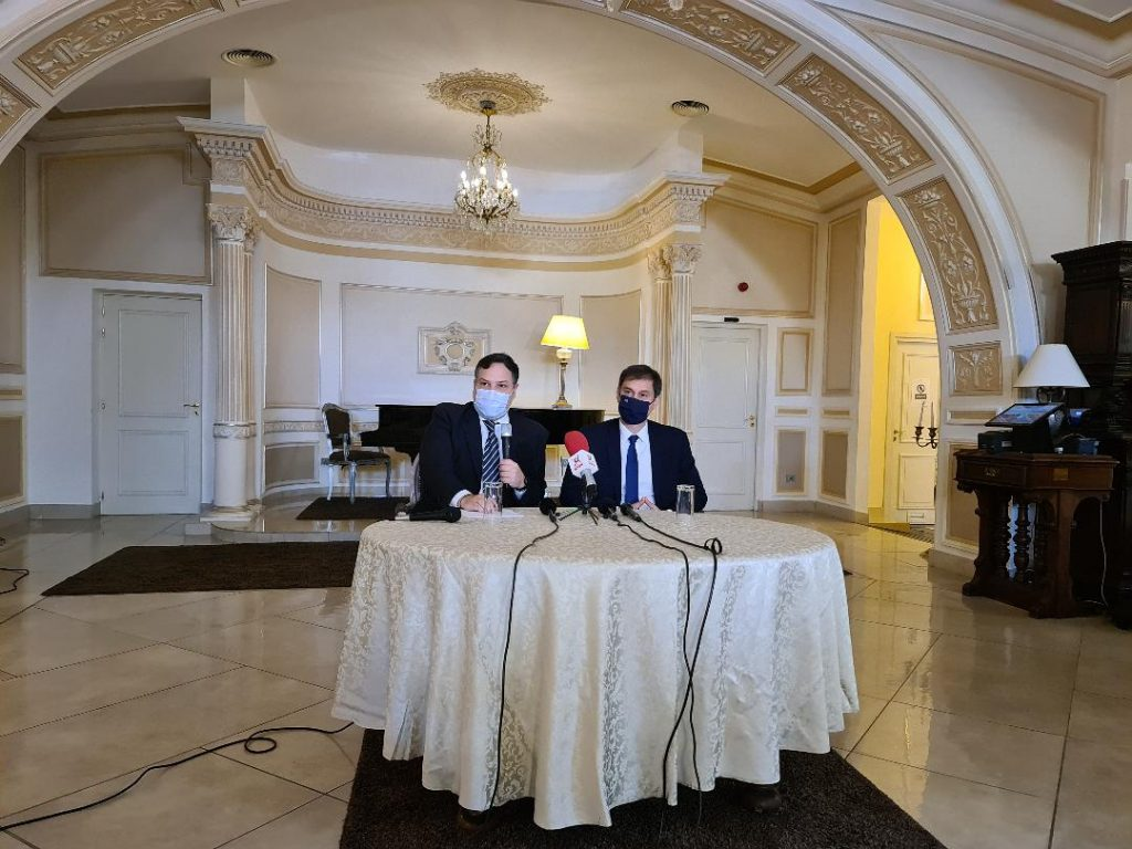 Presedintele fedeatiei hotelierilor Grecia de Nord