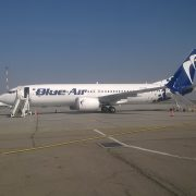 Blue Air Boeing MAX
