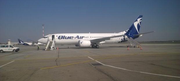 Blue Air Boeing MAX