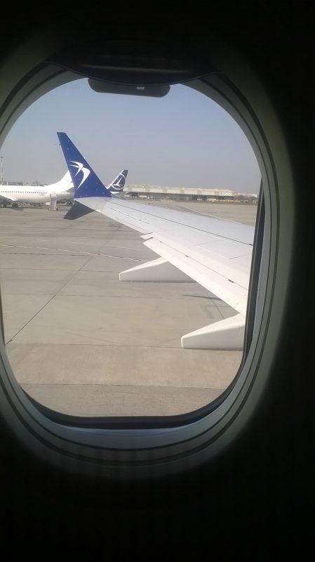 Inainte de decolare