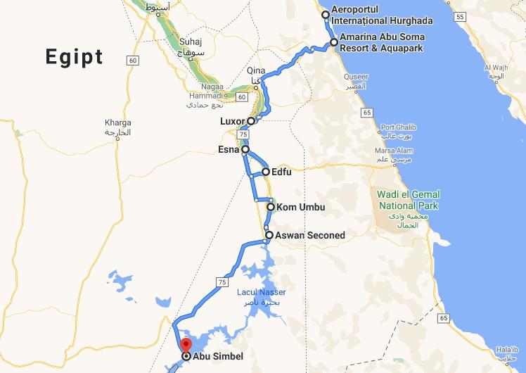 Calatorie Egipt