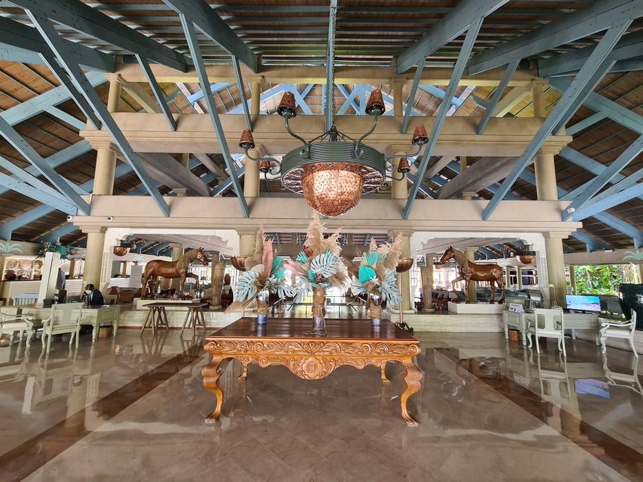 Receptie Iberostar Selections Bavaro Punta Cana
