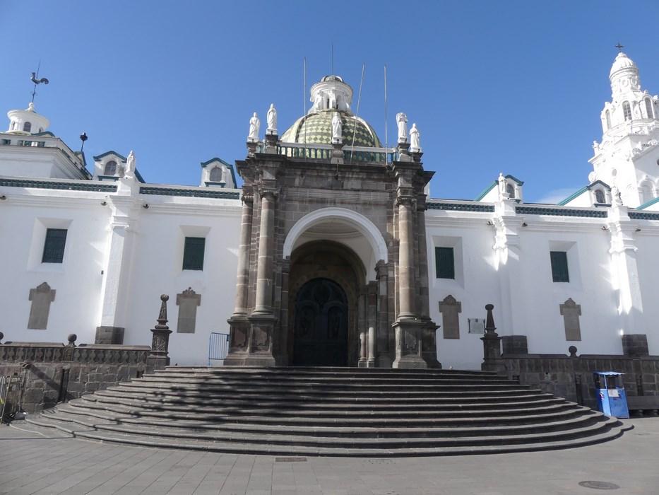 Catedrala Quito