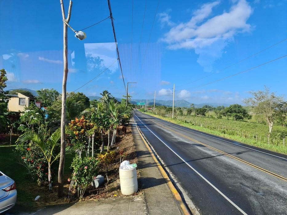 Sosea in Republica Dominicana