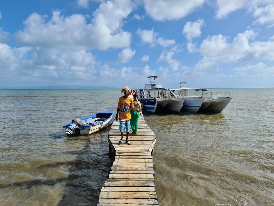 Debarcader Sabana de la Mar