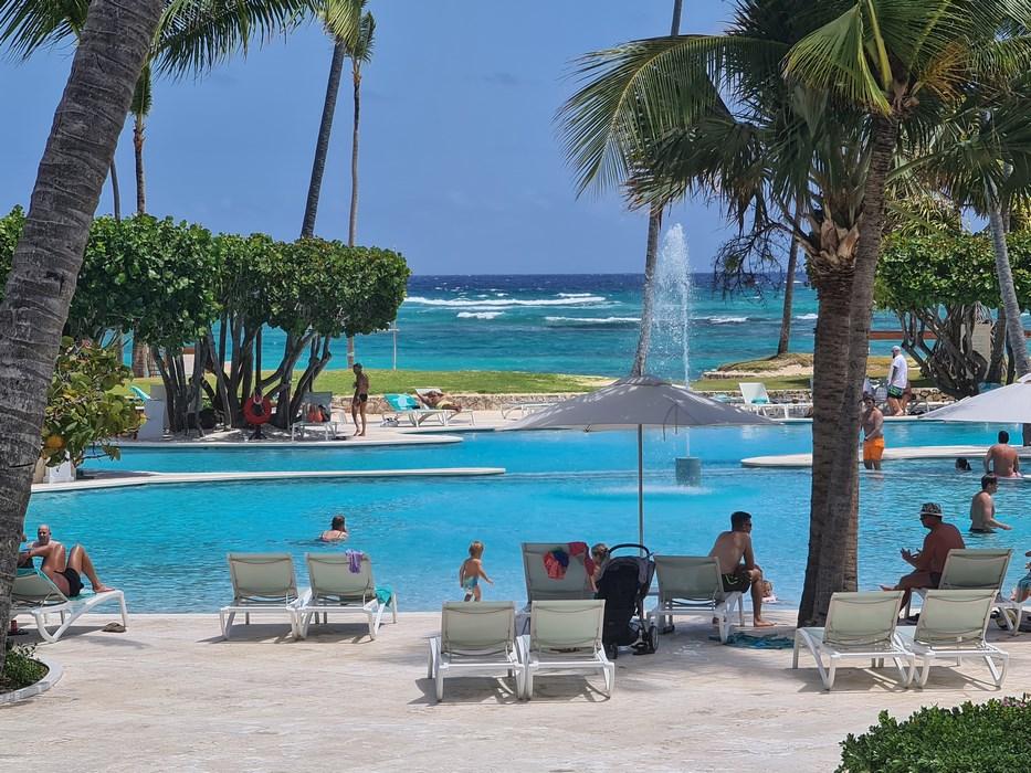 Piscina Republica Dominicana